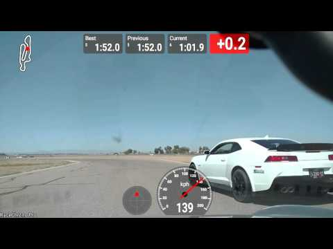 Arizona motorsports park chasing jason