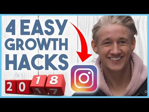 😃 4 STEPS TO GROW A PERSONAL INSTAGRAM - NO VIRAL CONTENT 😃