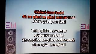 Muazzez Ersoy -Gözleri Aşka Gülen -Karaoke Video