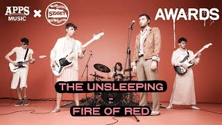 """THE UNSLEEPING – """"FIRE OF RED"""" (APPS Music & SZIGET: Awards 2019)"""