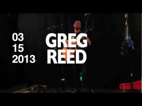 GREG REED 3.15.2013