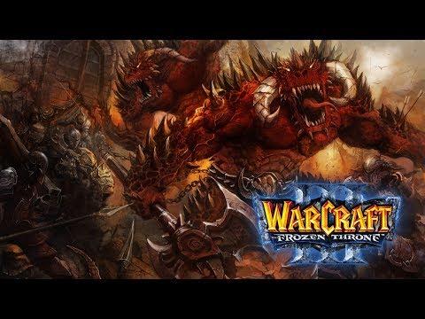ПОВЕЛИТЕЛЬ ДЕМОНОВ - КОРОНА АДА! - АД НА ЗЕМЛЕ!- ДОП КАМПАНИЯ!(Warcraft III: The Frozen Throne) #1