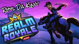 Realm Royale | Is This The New Fortnite?