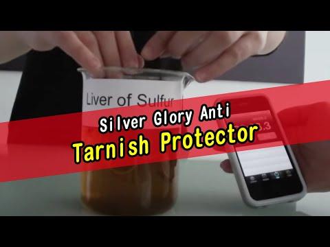 Silver Glory Anti-Tarnish Protector