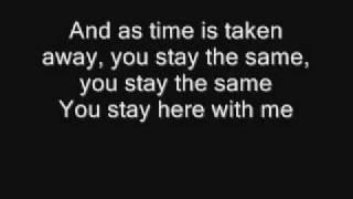 The Follow Through - So High (lyrics)