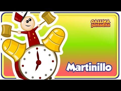Martinillo - Gallina Pintadita 2 - Oficial - Canciones infantiles para niños y bebés