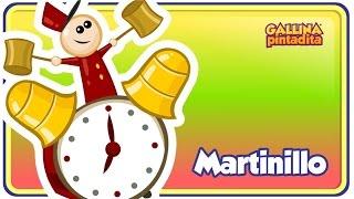 MARTINILLO - Gallina Pintadita 2 OFICIAL - Español