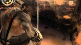 Прохождение игры Принц Персии: Два Трона ( Наконец-то первый босс)