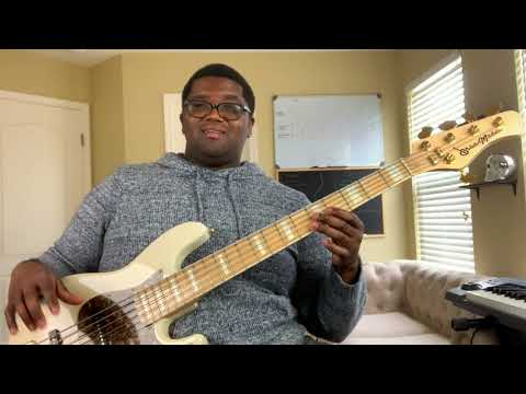 Space BASS GROOVES  // Lesson 1