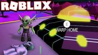 ALIEN INVASION UFO TROLL!!! (Roblox Jailbreak)