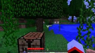 Minecraft w/ Luudelem part 2: Ted or Tim??