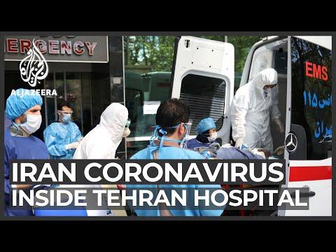 Coronavirus pandemic: Iran
