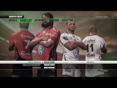 Patch Pak Rugby Challenge