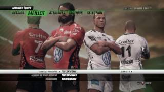 Rugby Challenge 3 : Patch PC