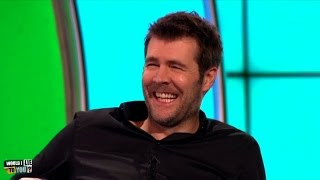 "Rhod Gilbert: ""I once dug up my dead hamster and gave him a wash."" - Would I Lie to You? [CC]"