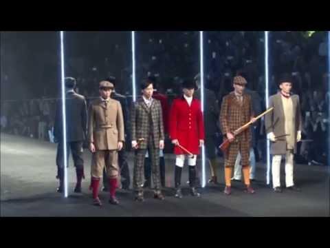 Ningbo International Fashion Week Opening Ceremony : George Brummell