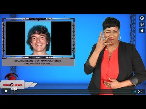 Sign1News 10.25.19 - News for the Deaf community powered by CNN in American Sign Language (ASL).