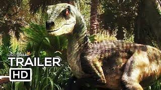 JURASSIC WORLD: CAMP CRETACEOUS Official Trailer (2020) Netflix Series HD