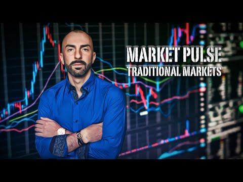 Market Pulse - SPX & BTC Slumping Into Market Open