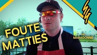'IK HEB UW AUTO OM MIJN POLS!!' - FOUTE MATTIES MET DONNIE (SEIZOEN 3 AFL. 9)