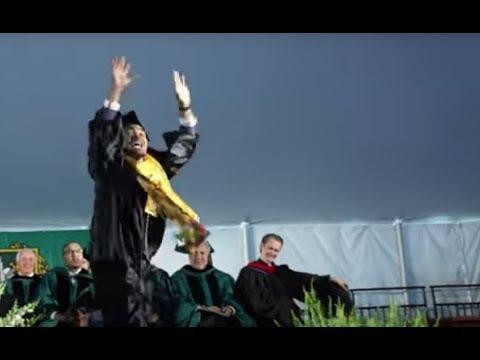 Wagner College graduation 2018