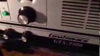 Cb Radio Getronics 2300 Tube