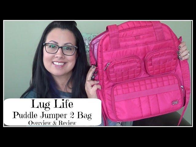 Lug Life ~ Puddle Jumper 2 Bag ~ Overview & Review