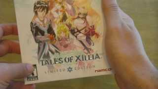 [Unboxing] Tales Of Xillia - Limited Edition