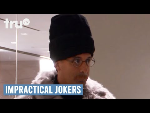 Impractical Jokers - Joe's Costume Party | truTV