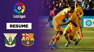 Liga : Le Barça en mode