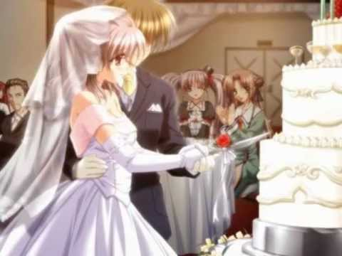 Bruno Mars - Marry You (Anime Version)