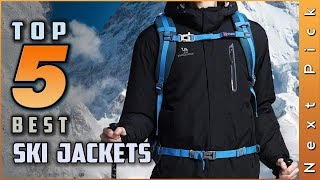 Top 5 Best Ski Jackets Review in 2020