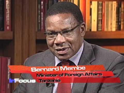 Tanzania Minister Interview