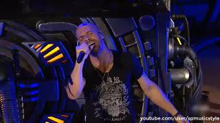 Nickelback feat. Chris Daughtry - Savin' Me - AXS TV 'Red Rocks Amphitheatre' 2017
