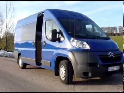 Микроавтобусы Ситроен Джампер Citroen Jumper
