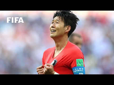 SON Heungmin Goal - Korea Republic v Germany - MATCH 43