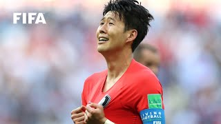 Download Video SON Heungmin Goal - Korea Republic v Germany - MATCH 43 MP3 3GP MP4
