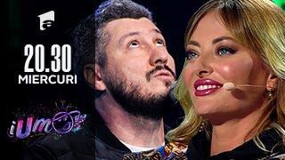 iUmor 2021 | Sorin Pârcălab a venit în premieră la iUmor cu un super moment de stand-up