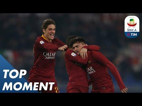 Ünder Goal Against Inter Is An Absolute Stunner | Roma 2-2 Inter | Top Moment | Serie A
