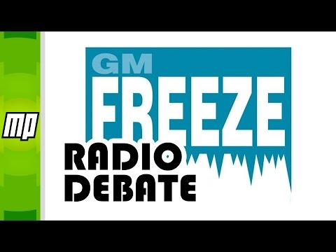Myles Vs GM Freeze on the Radio