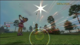 Jasmine Shots - Hot Shots Golf: Out of Bounds