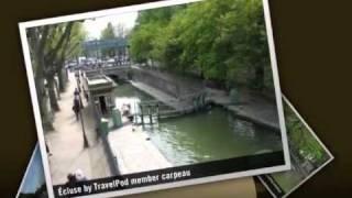 """Canal St-Martin"" Carpeau"