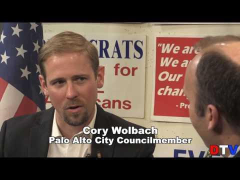 Cory Wolbach, Democratic Television of Santa Clara County