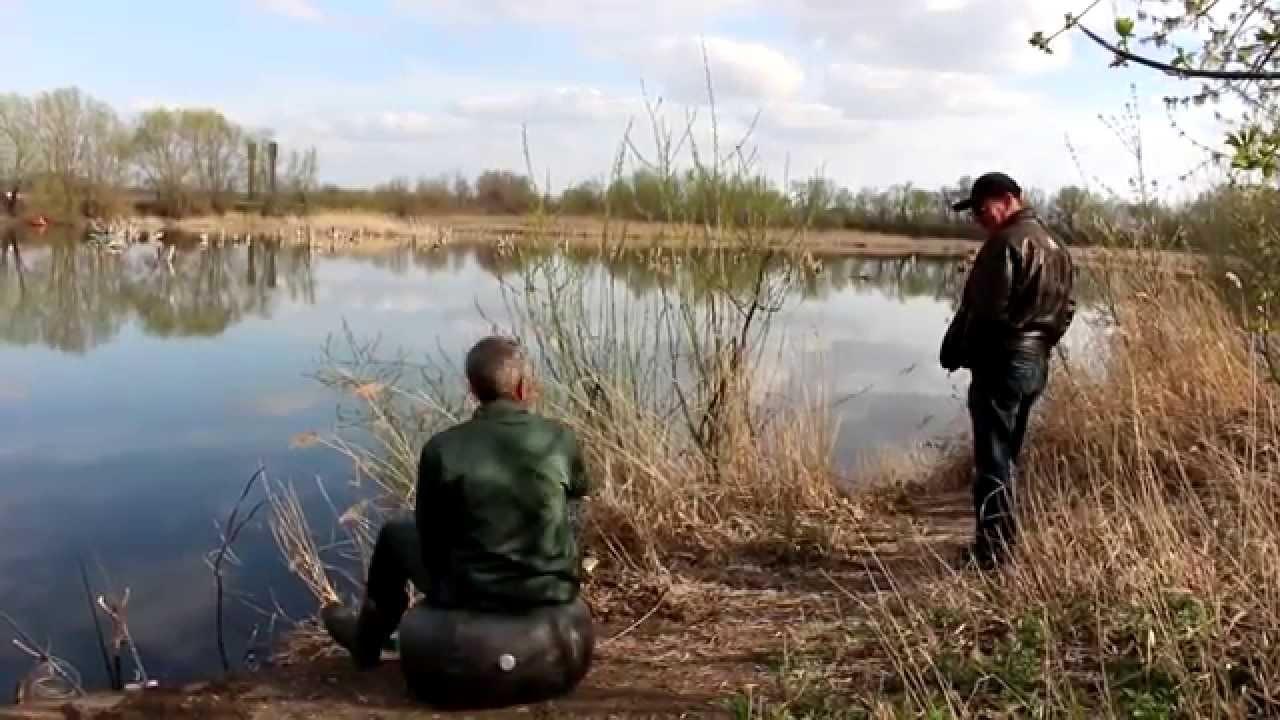 рыбалка в самарской