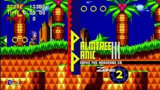 Sonic CD (Xbox 360): Act 1 Gameplay