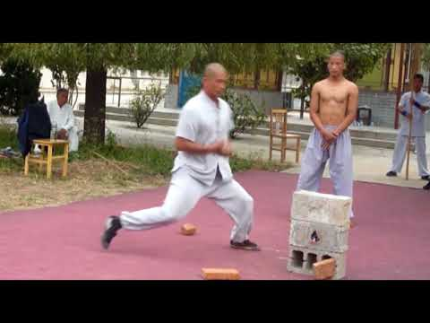 Qi Gong with Frog Walker