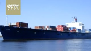 US Coastguard finds item from missing cargo ship El Faro
