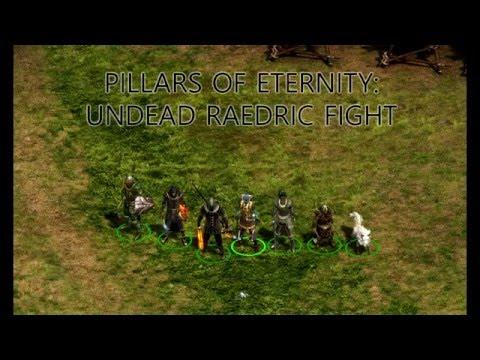 Pillars of Eternity: Undead Raedric Kill The Painless Method |