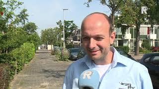 Peter Muilwijk (plaagdierexpert Gemeente Rotterdam): 'Lastig om deze mier aan te pakken'