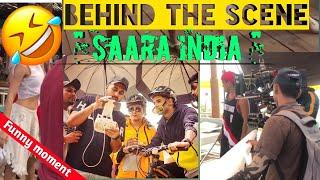 Saara India Behind the scenes Funny priyank sharma & Astha Gill Full HD priyank song